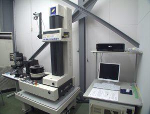真円度測定機